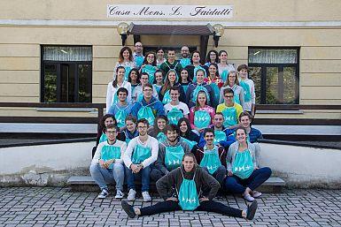 Na izobraževalnem tečaju 30 mladih iz 14 društev