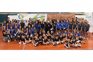 Predstavitev ekip Športnega združenja Soča