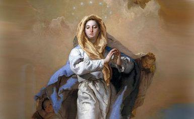 Slovesni praznik brezmadežnega spočetja device Marije