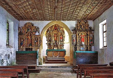 Sveti Primož nad Kamnikom