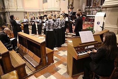 Tradicionalni junijski koncert cerkvenih pesmi