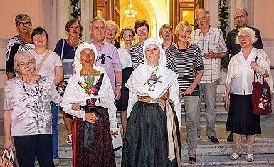 Ohranjajo tradicijo ob žal manjši slovenski prisotnosti