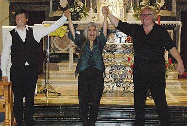 Krasen glasbeni večer s skladbami za trobila in orgle