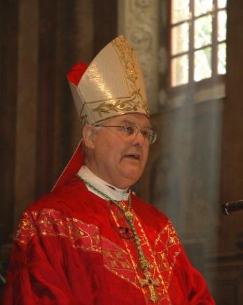 Pridiga škofa Metoda Piriha ob začetku izrednega misijonskega meseca