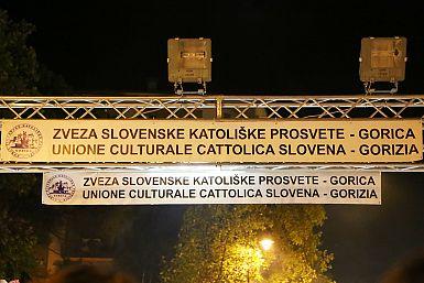 """""""Slovenska vas"""" na Okusih ob meji 2019"""