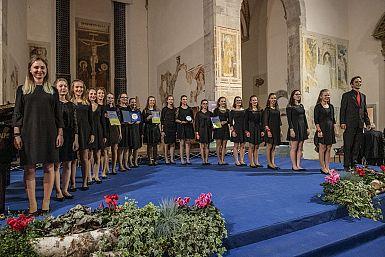 Dekliški zbor Igo Gruden je prejel Veliko nagrado