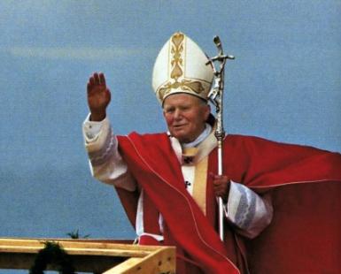 Danes, 22. oktobra, praznujemo god svetega Janeza Pavla II.