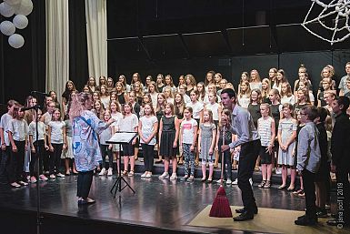 Tabor mladih pevcev Primorske