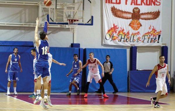 Sokolovi košarkarji letajo visoko