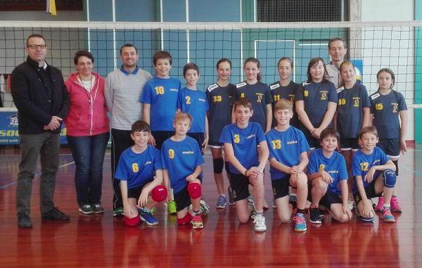 Športno združenje Soča pokrajinski prvak under 12 4×4