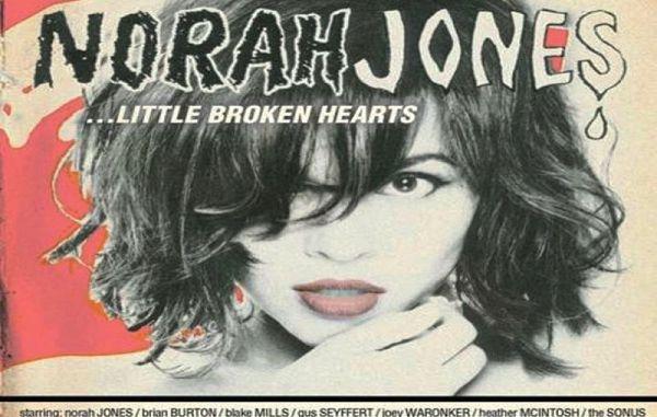 Norah Jones – Little broken hearts (Blue note, 2012)