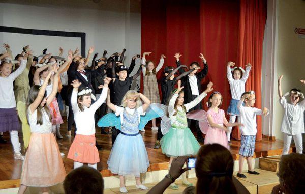 12. Mala gledališka šola Matejke