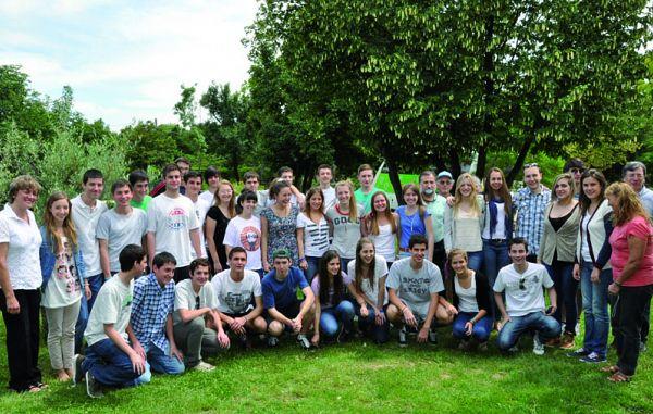 Mladi rojaki iz Argentine so prinesli svež pridih slovenstva