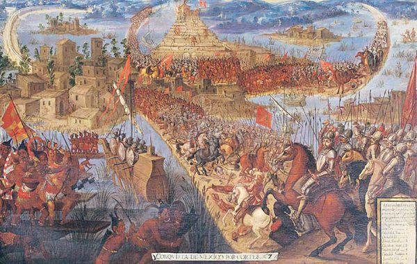 Konkvistadorji