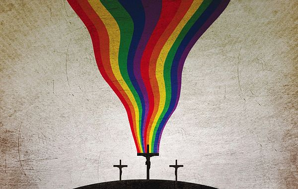 Bomo Jezusa prebarvali v aktivista LGBTQ …?