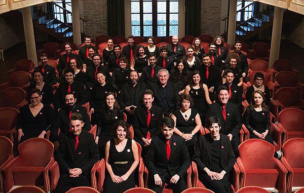 Državni mladinski zbor prvič v Trstu!