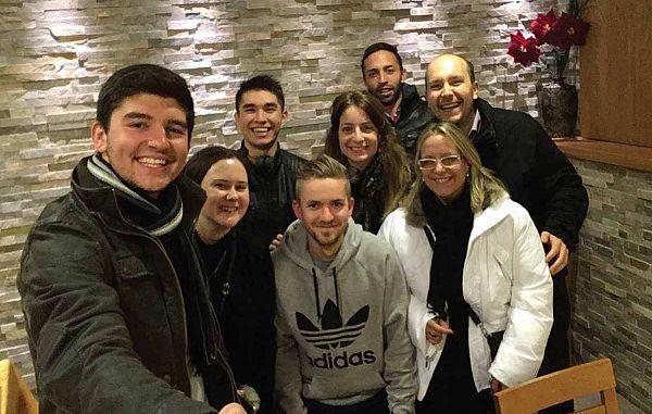 Mladi potomci beneških izseljencev spet med nami