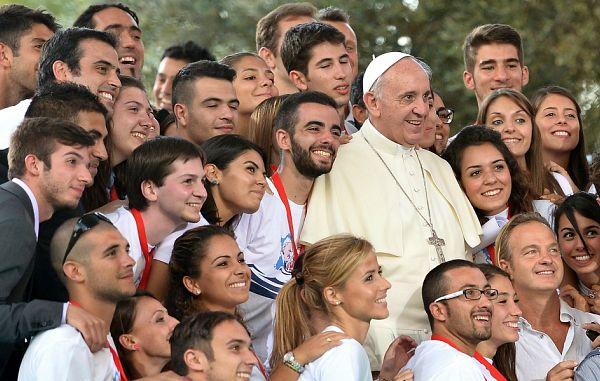 Poslanica papeža Frančiška za svetovni dan mladih