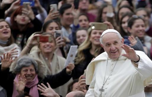 Papež Frančišek o velikonočnem tridnevju