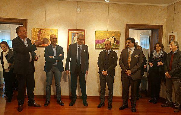 Uganka veličine Gustava Klimta