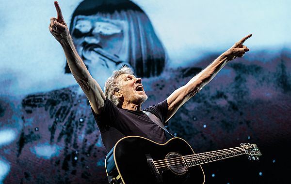 Legendarni Waters: kreativna duša Pink Floydov je ponovno navdušila