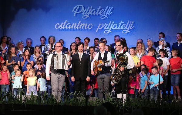 """Števerjan, 20.5.2018 / """"Prijatelji, ostanimo prijatelji"""""""