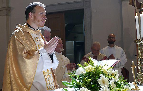 Nova maša pri Sv. Ivanu