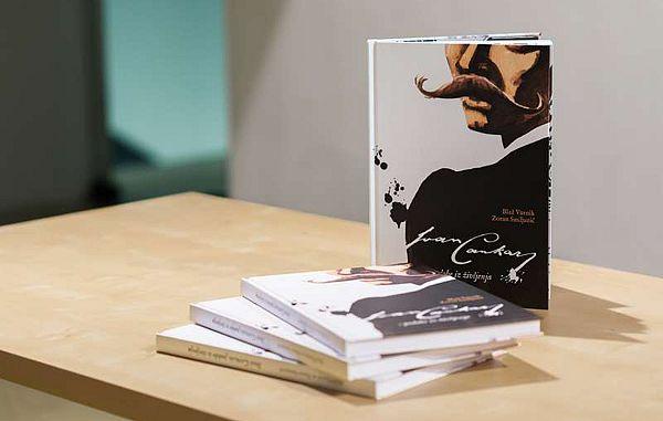 Izšla je knjiga v stripu Ivan Cankar: podobe iz življenja