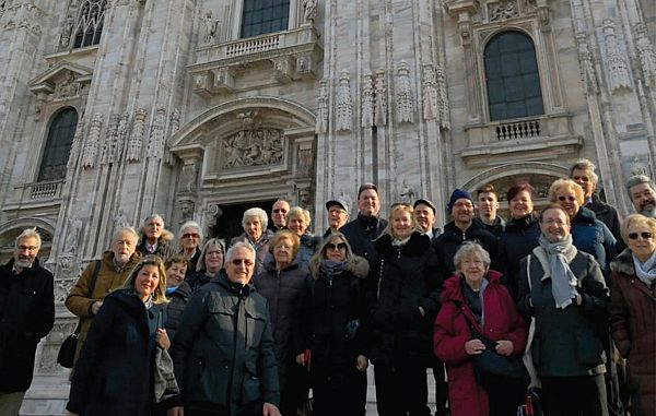 50 let slovenske maše v Milanu
