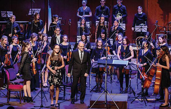 Slovesna akademija ob prisotnosti Boruta Pahorja