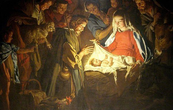 Voščilo slovenskih škofov za božični praznik