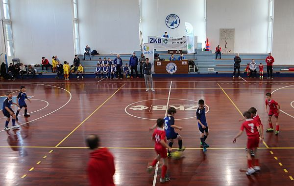 Turnir malih nogometašev