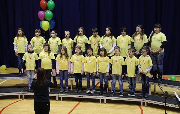Bilje / Revija otroških pevskih zborov občine Miren-Kostanjevica