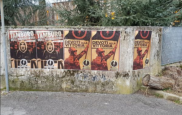 Mazaška akcija v Gorici!