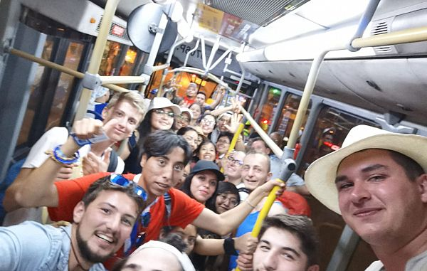 Nepozabna izkušnja v Panami, še močnejša pa v Mehiki