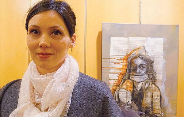Kreativnost Janine Cotič v očeh domačih in tujih obrazov