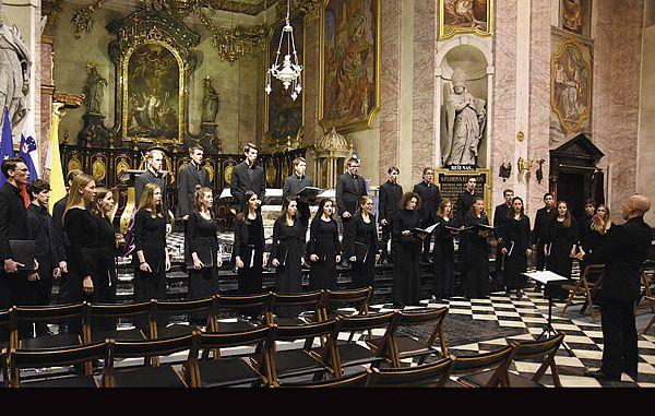 Meditativni koncert Oikoumene