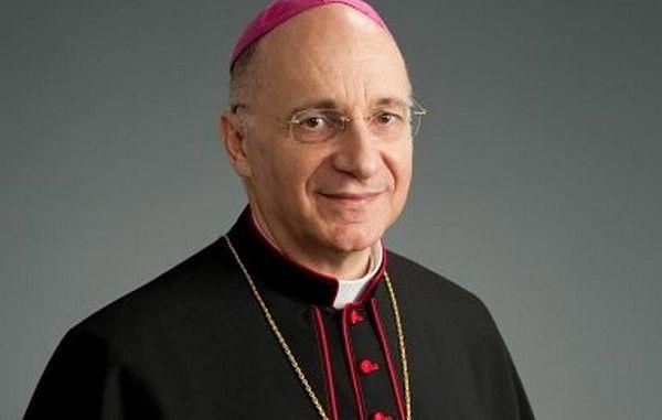 Papež Frančišek imenoval novega apostolskega nuncija v Sloveniji