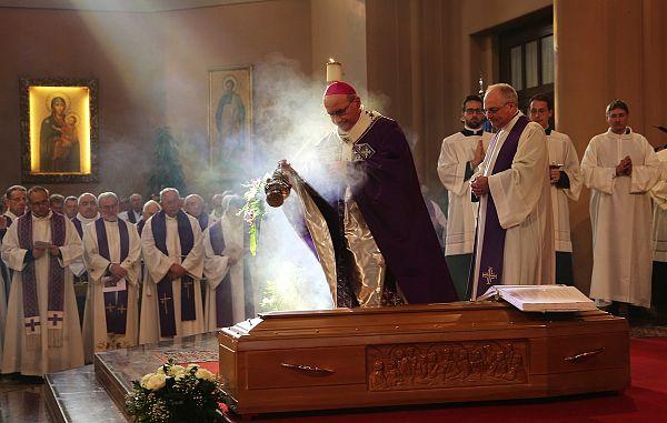 Gorica / Slovo od nadškofa Dina De Antonija