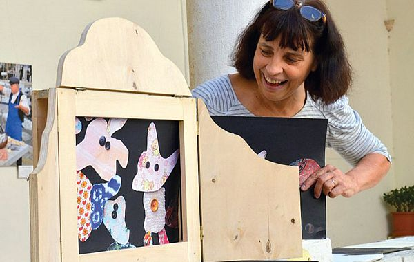 Umetnost kamišibaja Jelene Sitar Cvetko