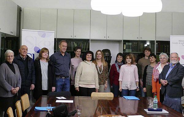 Minister Česnik na obisku v Čedadu