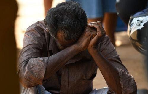 Krvavi pokoli kristjanov in turistov na Šrilanki