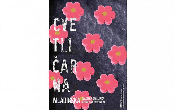 V nedeljo na domačem odru premiera Cvetličarne, mladinske glasbene grozljivke