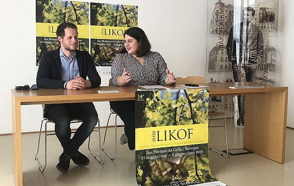 Rdeča nit Likofa 2019 bo vinska sorta Collio bianco