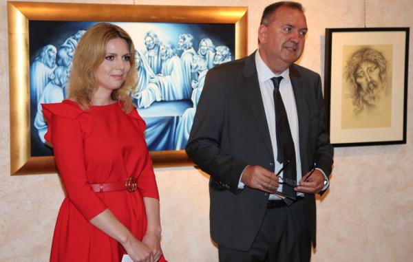 Patricija Simonič razstavlja v galeriji Ars na Travniku