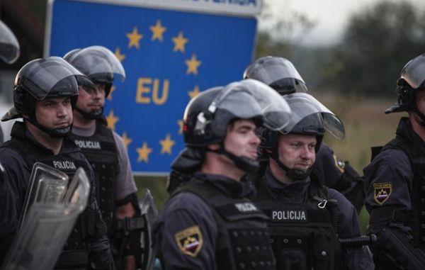 Na slovensko-italijanski meji začele delovati mešane policijske patrulje
