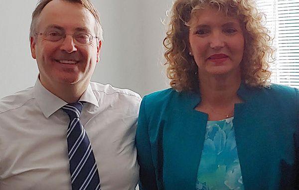 Predsednika krovnih organizacij zaprosila za sestanek s Salvinijem