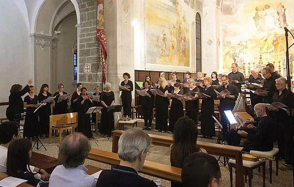 "V samostanu v Rožacu liturgična drama ""El cant de la Sibilla"""