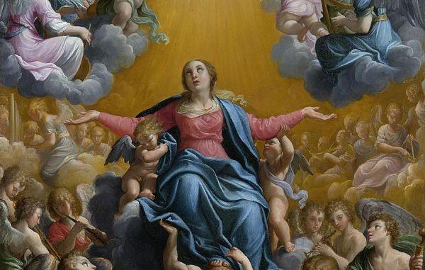 Marijino vnebovzetje ali Veliki šmaren