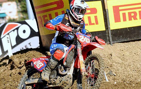 Motokrosist Tim Gajser spet na svetovnem prestolu